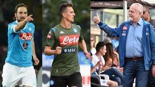 I ten most expensive purchases in Napoli: Lozano at the top