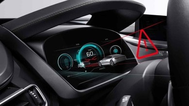 Bosch monta i display in 3D nelle auto: le immagini