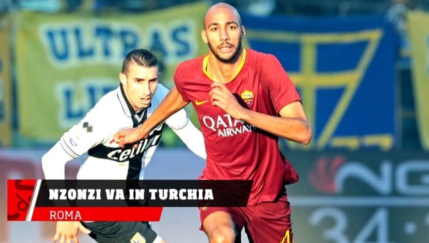 Roma, Nzonzi verso il Galatasaray
