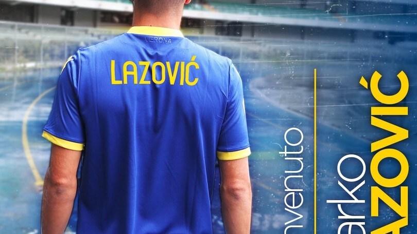 Verona, ecco Lazovic: