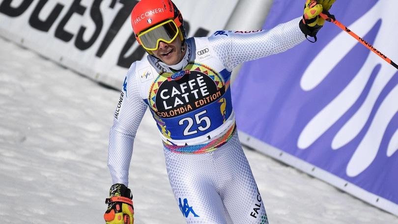 Innerhofer torna sugli sci:
