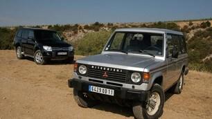 Mitsubishi Pajero, la fine del mito dell'off-road: FOTO