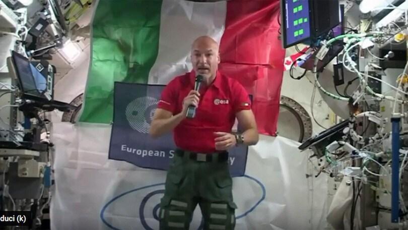 Luca Parmitano dj dallo spazio: fa ballare Ibiza