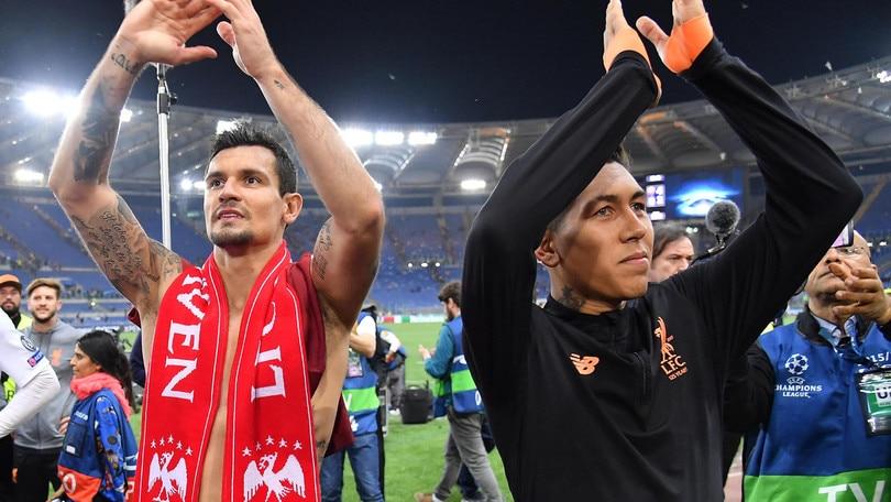 Liverpool, Lovren sempre più lontano: Firmino si prende il suo numero