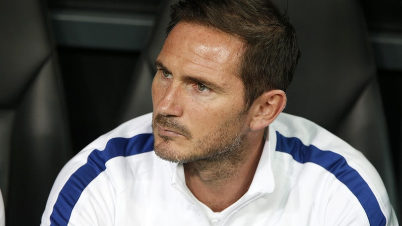 Chelsea, Lampard: