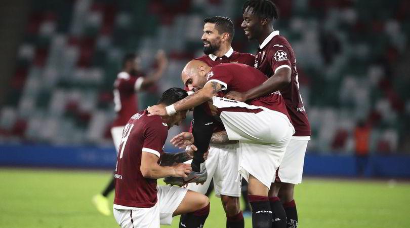 Europa League, Shakhtyor-Torino 1-1: segna Zaza, Mazzarri ai playoff