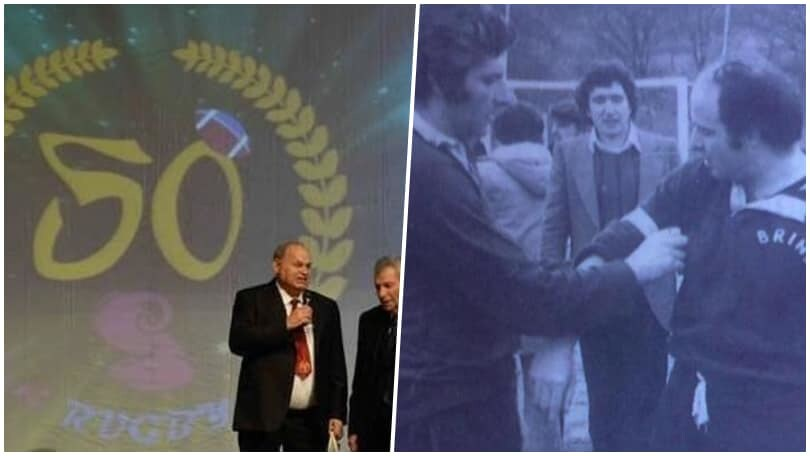 Si è spento a 81 anni Paolo Vaccari, padre del rugby a Rieti