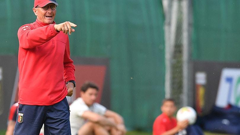 Coppa Italia, Genoa-Imolese 4-1. Andreazzoli, buona la prima ufficiale