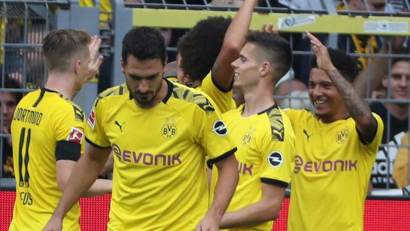 Bundesliga: manita del Dortmund, ok Wolfsburg e Leverkusen