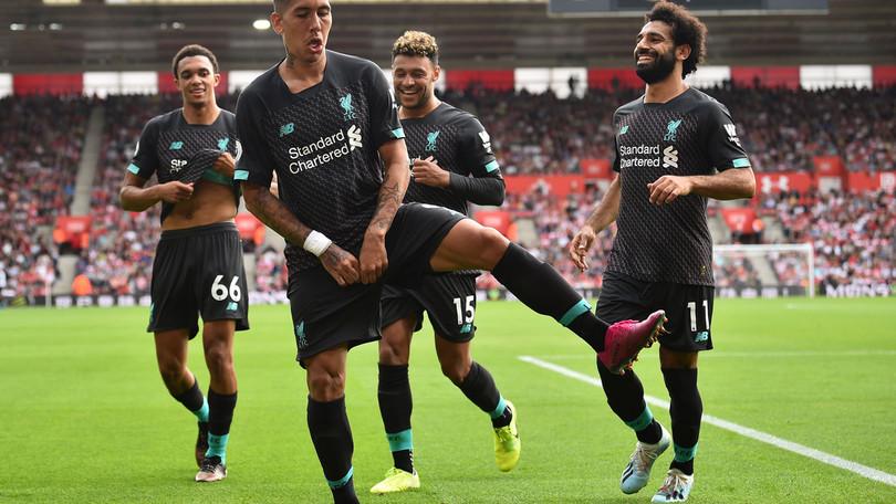 Premier, il Liverpool risponde all'Arsenal. Pari tra City e Tottenham