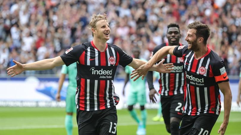Hoffenheim ko a Francoforte, il Lipsia rovina il debutto in Bundesliga dell'Union