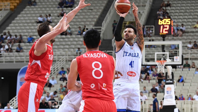 Acropoli, Italia ancora ko: la Turchia vince 72-70