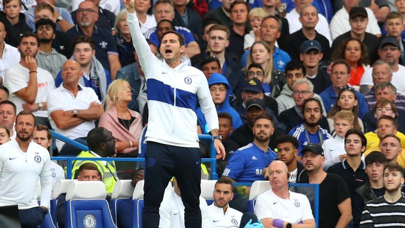 Chelsea, il Leicester rovina la festa di Lampard
