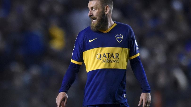 De Rossi, esordio nel campionato argentino: il Boca Juniors vince 2-0