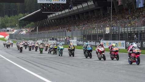MotoGp, via ai test in Finlandia
