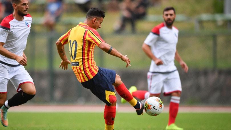 Falco rinnova con il Lecce fino al 2022