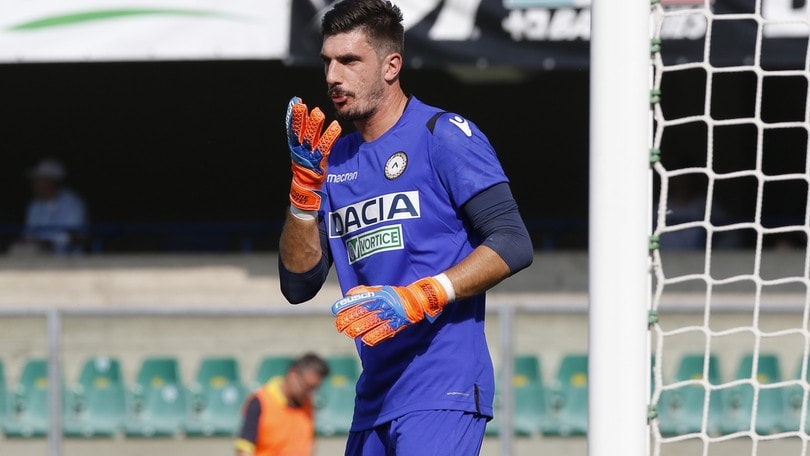 Udinese, Scuffet passa in prestito allo Spezia