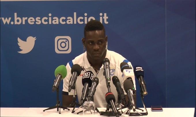 """Balotelli: """"Voglio andare all'Europeo 2020"""""""