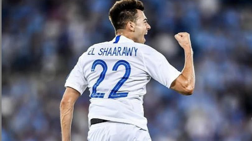 Super El Shaarawy in Cina: doppietta e cucchiaio contro il Dalian di Hamsik. Video