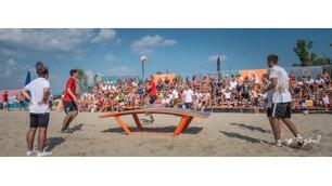 Sport da spiaggia: ecco quali hanno scelto i calciatori