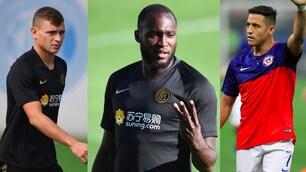 Inter, la formazione di Conte con l'arrivo di Sanchez