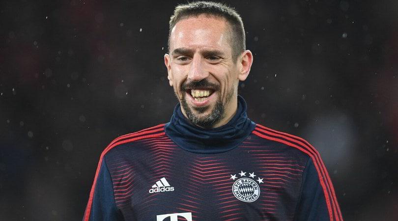 On Air: Ribery, pressing Fiorentina. Tegola Juve, Sarri salta l'esordio