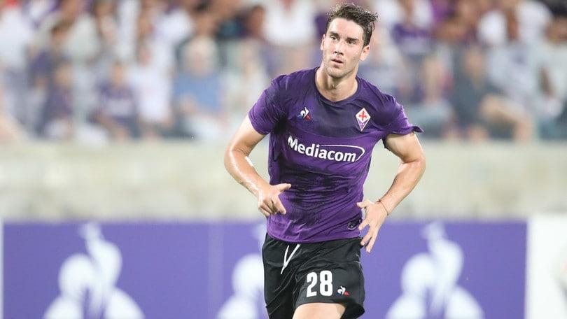 Fiorentina, Vlahovic deve giocare: è la miglior punta a disposizione