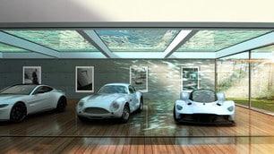 Aston Martin, i concept di Automotive Galleries and Lairs: FOTO
