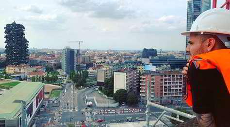 Icardi posta le foto della nuova casa di Milano: indizio di mercato?