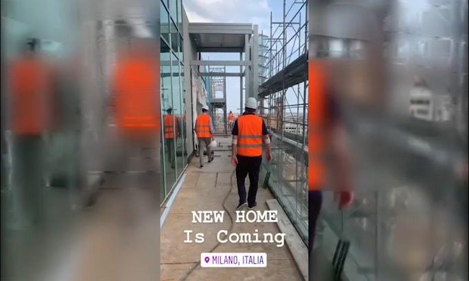 Icardi, nuova casa a...Milano