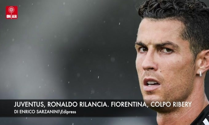 Juve, Ronaldo rilancia. Fiorentina, colpo Ribery