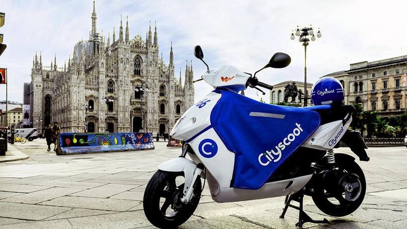 La capitale dello sharing è Milano