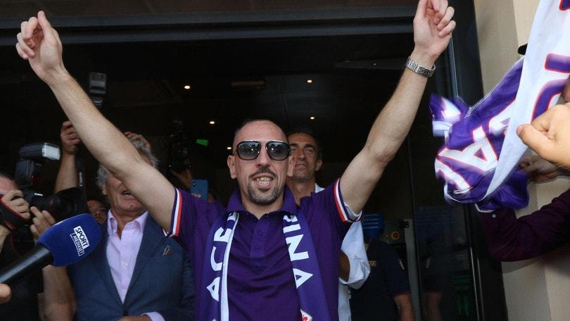 Fiorentina, Ribery: