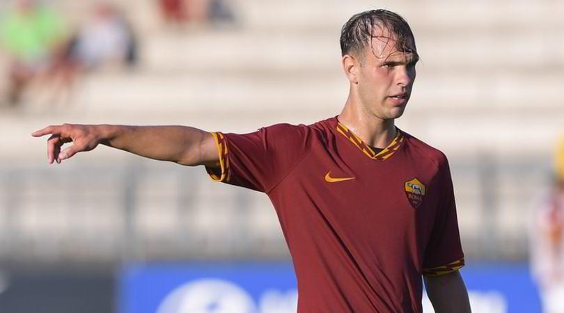 Alessio Riccardi, stella della Roma con la Juve nel destino