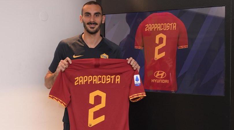 Ufficiale Zappacosta alla Roma: prestito fino a gennaio con estensione
