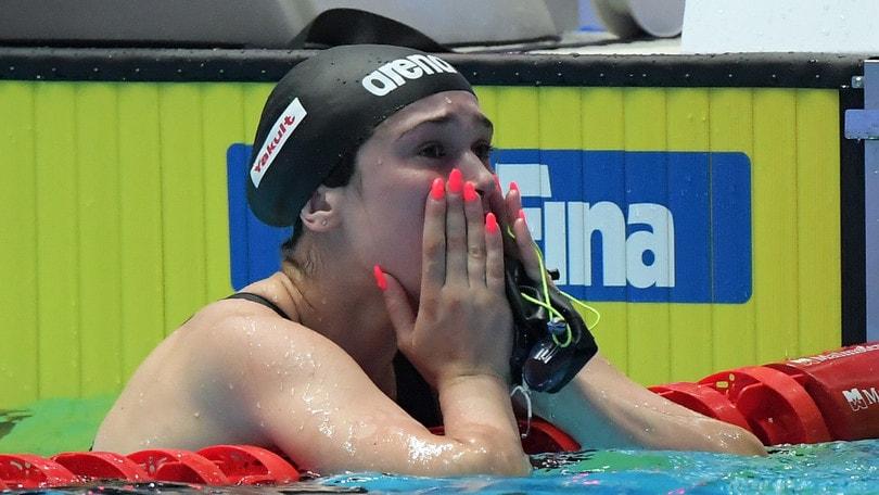 Pilato e Ceccon d'oro ai Mondiali juniores di nuoto