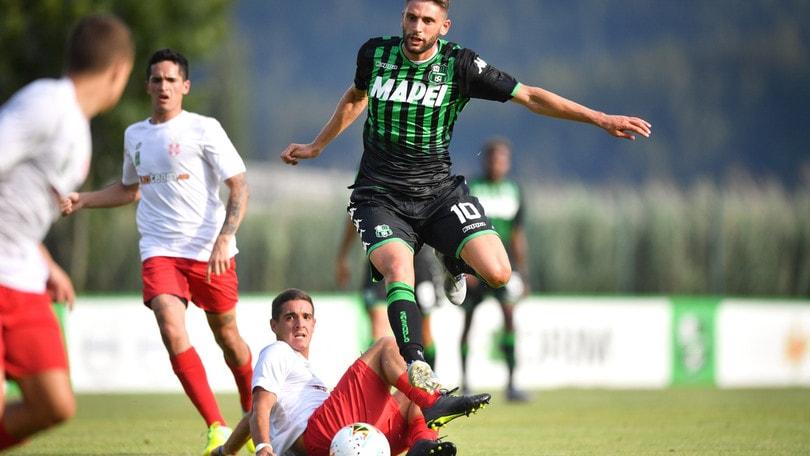 Fiorentina show: è assalto a Berardi