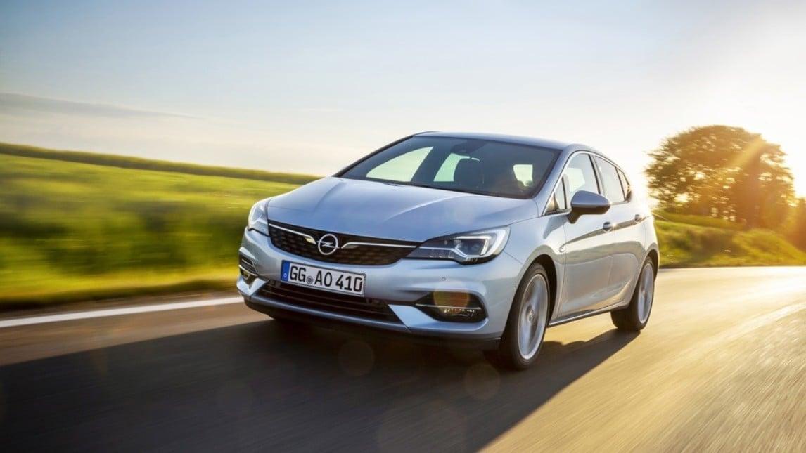 Opel Astra con un nuovo look al Salone di Francoforte