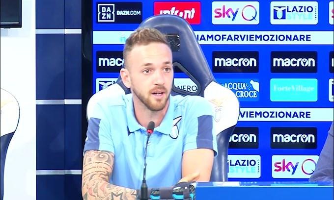 """Lazzari: """"Lazio, obiettivo Champions"""""""