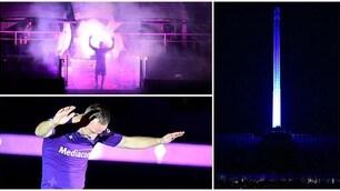 Fiorentina, lo show al Franchi per Ribery