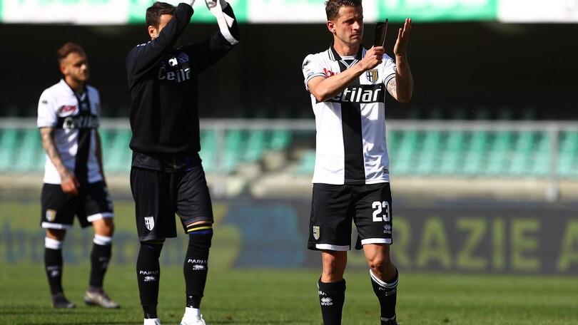 Parma, ufficiale: ceduto Gazzola all'Empoli