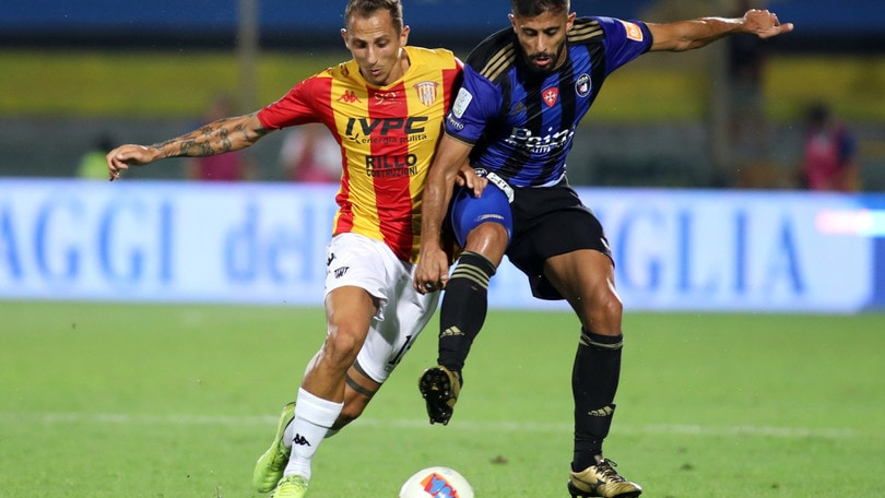 Pisa-Benevento 0-0, Montipò salva i sanniti all'ultimo secondo