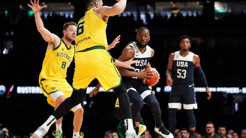 Stati Uniti, storica sconfitta contro Australia: primo ko dal 2006
