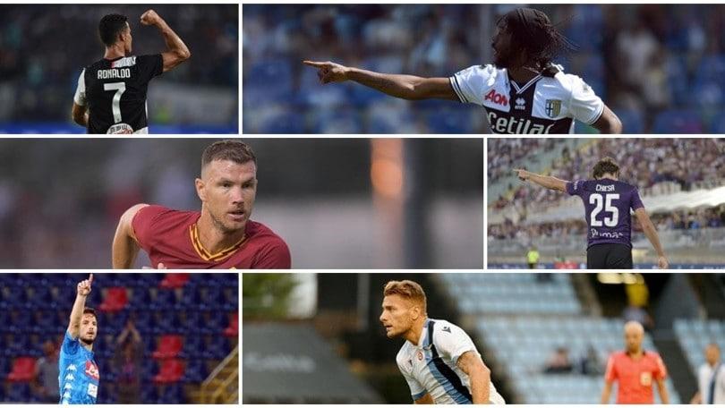 Tutte le probabili formazioni della 1ª giornata di Serie A