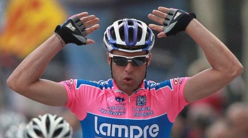 Petacchi, 2 anni di squalifica per vicenda doping