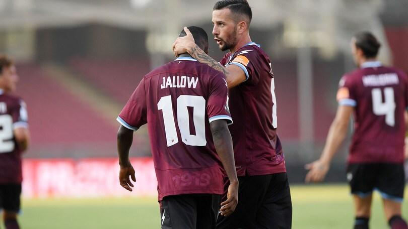Salernitana ok, 3-1 al Pescara. Crotone-Cosenza termina 0-0