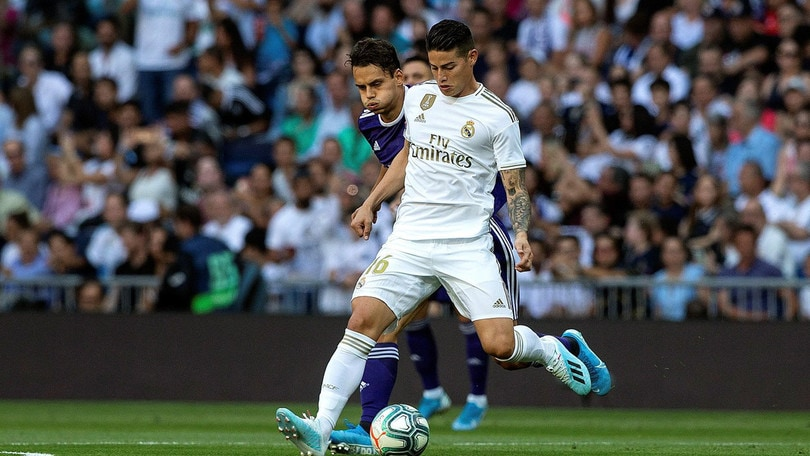 Real Madrid, James Rodriguez: