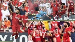 Salah trascina il Liverpool: Arsenal ko ad Anfield
