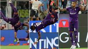Boateng, super gol: l'esultanza è acrobatica