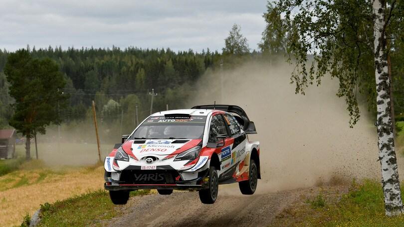 Rally, Germania: Tanak vince, ottavo Ogier